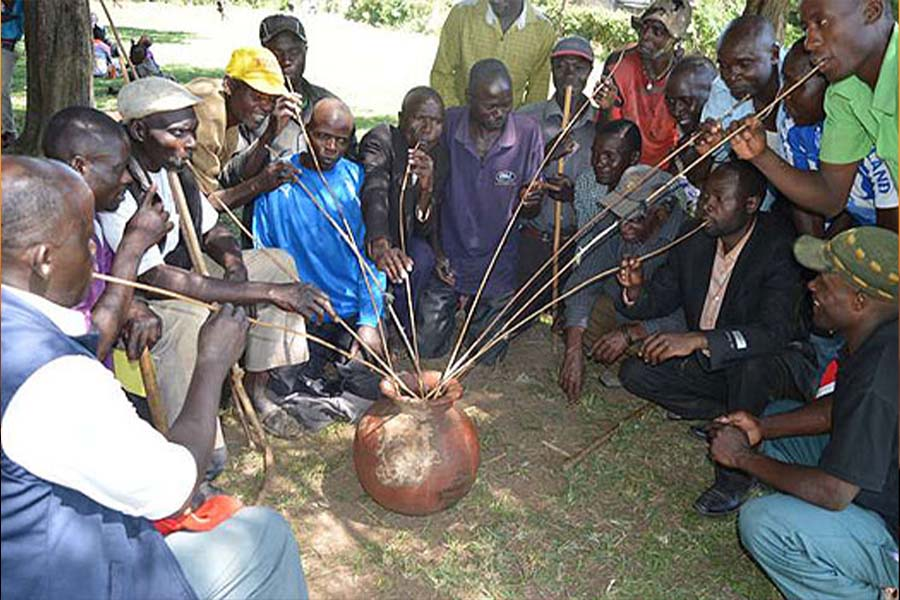 Kisii customs and traditions beliefs and practices versus western civilisation