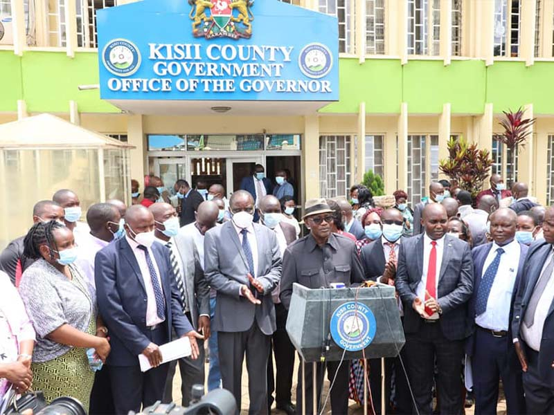 List of all 11 Kisii County sub counties, 9 constituencies, 45 wards, locations and population