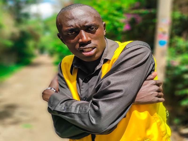 Geoffrey Magembe bio, age, tribe, wife, comedy, latest mud antics, YouTube songs, and contacts