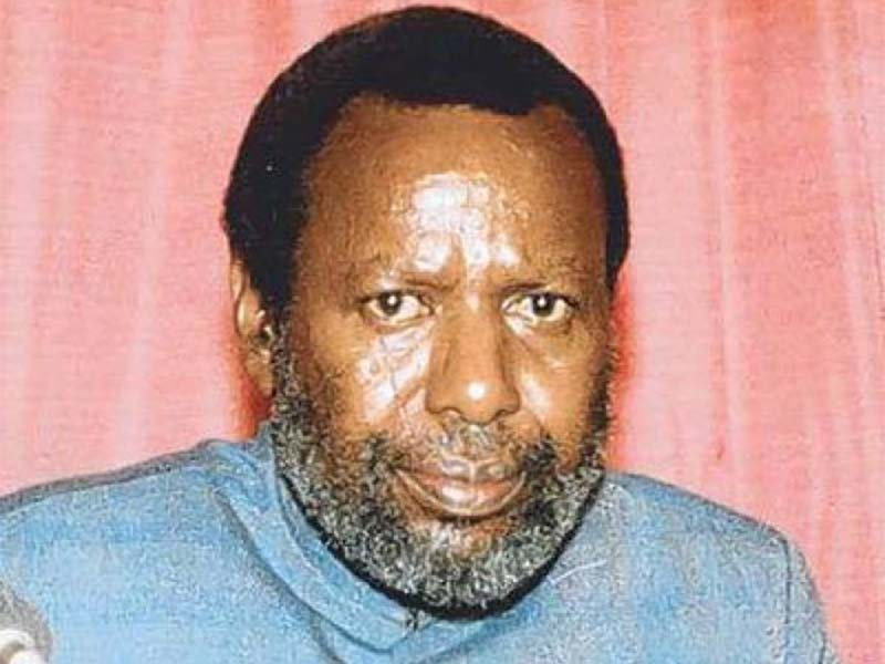 Hon George Moseti Anyona biography, former Kisii MP of Kitutu Masaba constituency who died poor