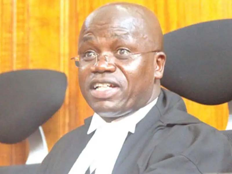 Justice Patrick Kiage biography, age, education CV, career, tribe, family, salary, and wealth