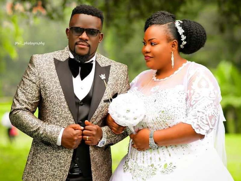 Kisii singer Babu Gee wedding wife Moraa Antony at Gusii Sports Club, Omosayansi speaks on marrying