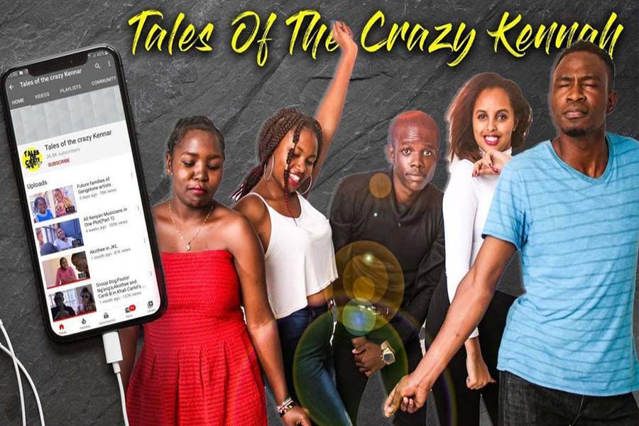 List of actors and actresses in Tales of Crazy Kennar and latest videos episodes