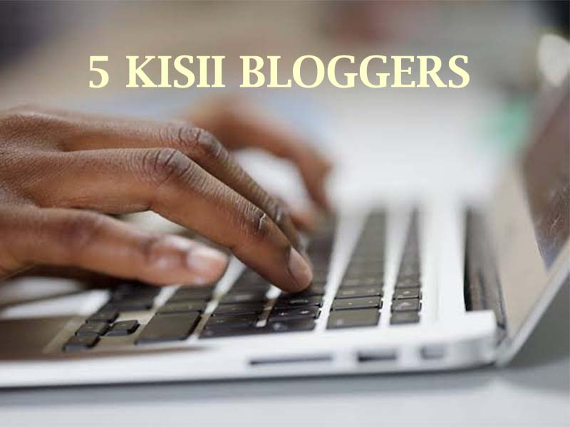 Top 5 Kisii bloggers to watch in 2021, list of all social media influencers and brand personalities