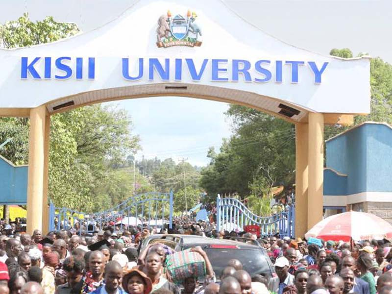 Top 5 influences of Kisii University and how it is changing Kisii Town into a metropolitan city