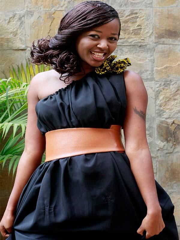 Gospel Songbird Sara Nanaa profile, the most beautiful Kisii ladies