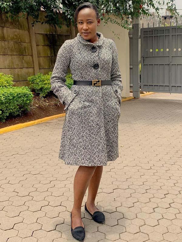 Nancy Kwamboka Omweri aka Nana Ediva pics