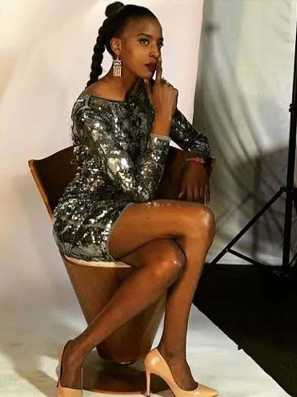 Radio presenter Sheila Kwamboka among the most beautiful Kisii ladies