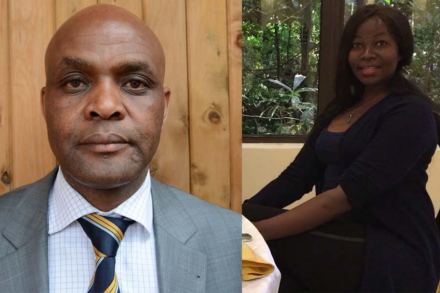 Ufanisi Resorts owners Patrick Lumumba and wife Isabella, the Wangari Maathai of Kisii