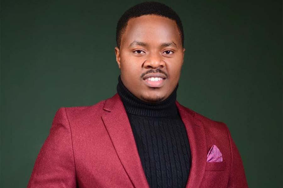 Flamboyant Kisii youth leader Joshua Nyabayo of NRA