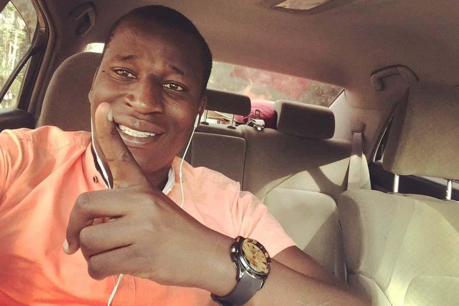 Influential Kenyan blogger Cyprian Nyakundi