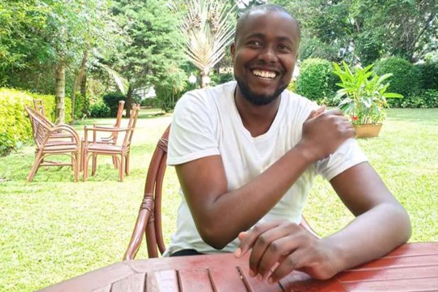Kenyan Author, columnist, and journalist Silas Nyanchwani