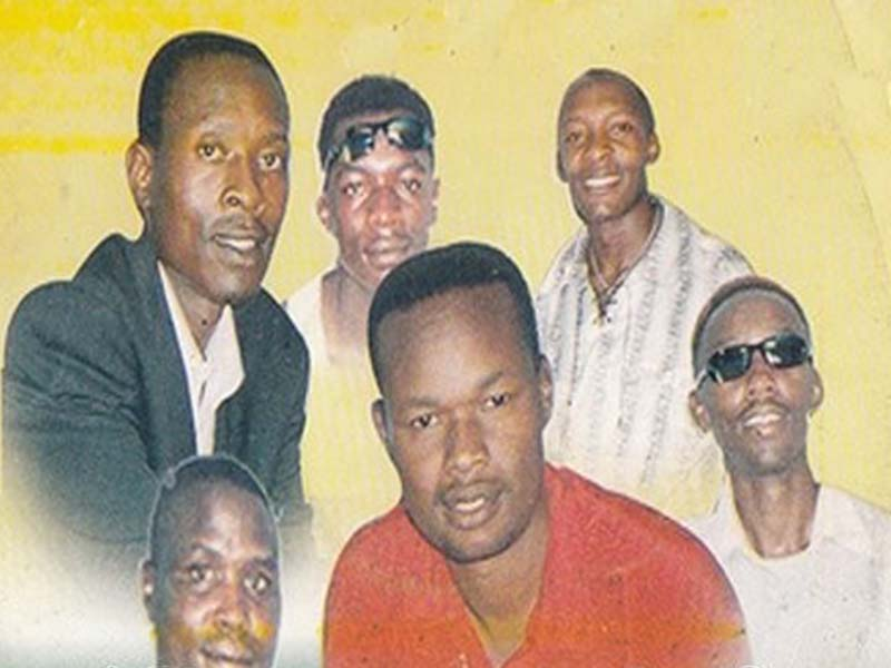 List of all Bana Sungusia band members, founder Momanyi Kenyatta, Onsongo Omosongo, and contacts